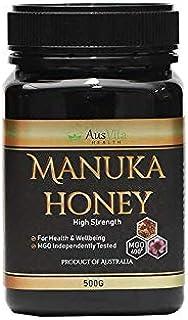 AusVita High Strength Manuka Honey MGO 600+ 500g