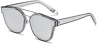Sojos Unisex Square Sunglasses - Grey Lens, SJ2038 SJ1008