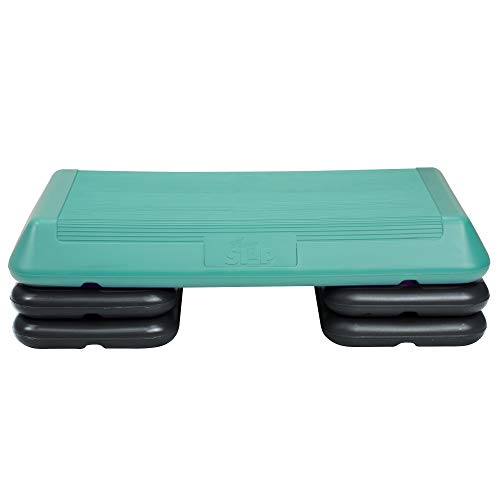 The Step F1004 Step Workout System, Teal/Purple,,1 DVD