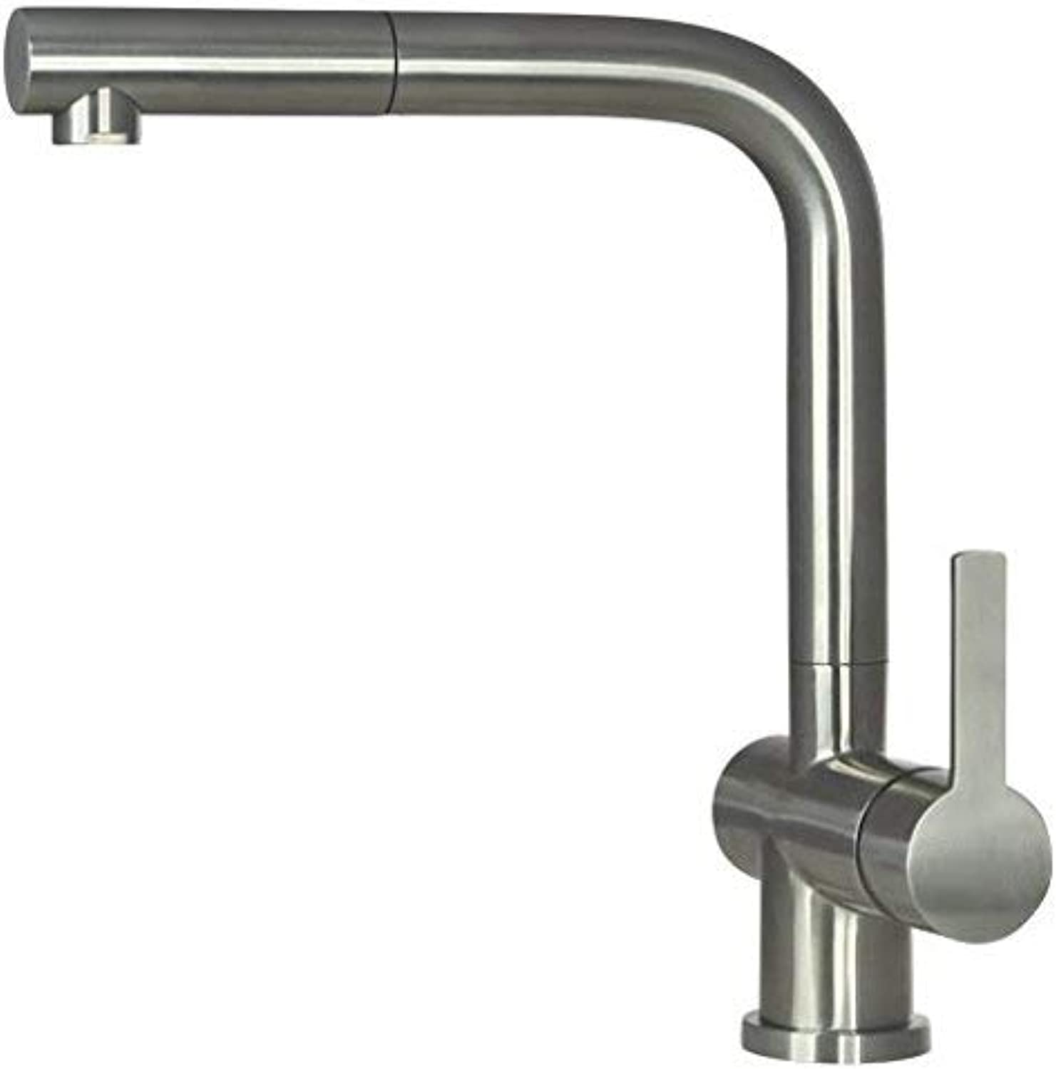 Kitchen Faucet  Kitchen Tap Mizzo - Kitchen Sink Tap Avora - Kitchen Sink Faucet Stainless Steel - Faucet Mixer Taps 360 degree swivel - Kitchen Sink Taps