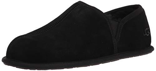 UGG Scuff Romeo Ii Slipper, Black, Size 11