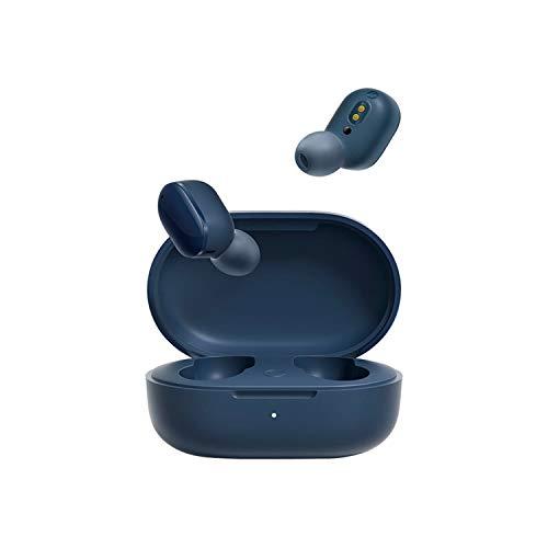 Redmi AirDots 3 Wireless Bluetooth 5.2 Ricarica Veloce Auricolare Stereo Bass Con Microfono Vivavoce Mi Auricolari Per iPhone (blu)