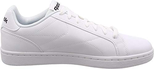 Reebok Royal Complete CLN, Zapatillas de Tenis Hombre, Blanco (White/Black 000), 45 EU