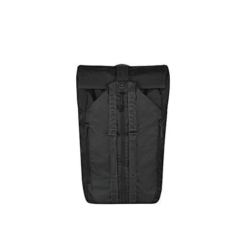 Victorinox Altmont 3.0Active Deluxe Duffel Laptop Backpack Zaino 48cm, Donna Uomo, black_black, schwarz