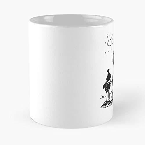 Art Artsy for Style Dibujos Periodo Venta Famoso Azul Matisse Surrealism Mejor Taza de café de cerámica de 11 oz
