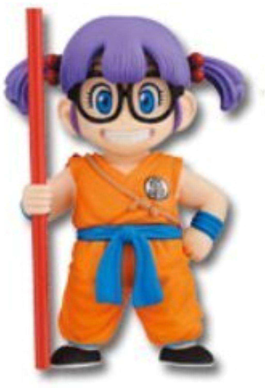 venta mundialmente famosa en línea The most lottery THANK-YOU  Dragon Ball 30th      F Award guest Figura (Arale Norimaki)  tiempo libre