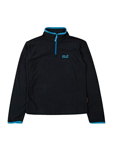 Jack Wolfskin Gecko Pullover T-Shirt, Night Blue, 116 Enfant Unisexe