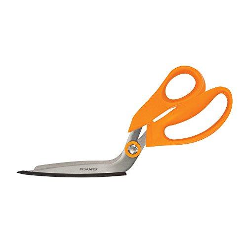 Fiskars Non-scratch Kitchen Shears (10.5 Inch), 510091-1001,Orange