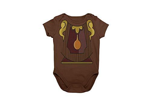Baby Cogs Clock Cartoon Halloween Costume