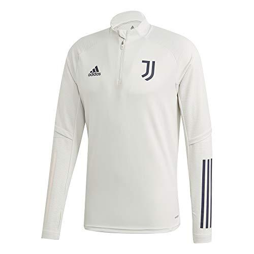adidas Juventus FC Temporada 2020/21 JUVE TR Top Camiseta Entrenamiento, Unisex, griorb/Tinley,...