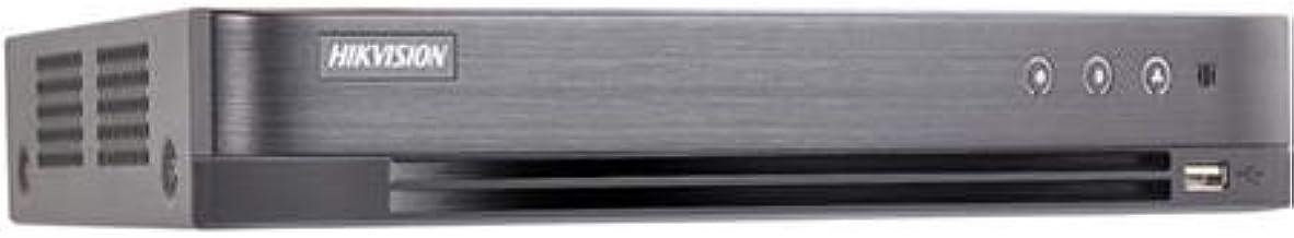 HIKVISION DS-7208HQI-K2/P Digital Video Recorder, Turbo HD, Tribrid, Auto-Detect, HDMI/VGA Output, 1RU, 8-Channel US Versi...