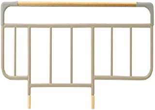 パラマウントベッド社製ベッド用 ベッドサイドレール KS-146 全長96.4×全高56.5cm ウォールナット ウォールナット,