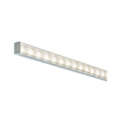 Paulmann 70809 Square Profil mit Diffusor 1 m Alu eloxiert LED Stripe Zubehör für YourLED- und MaxLED-Strips
