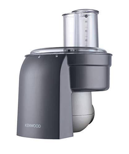 KENWOOD Würfelschneider MGX400, Zubehör für Kenwood Küchenmaschinen der Serie Chef, Major und Cooking Chef - Mit Chef Sense und Chef Sense XL nur dank Adapter KAT002ME kompatibel