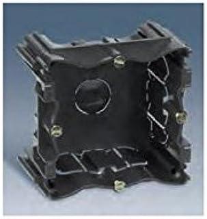 Simon 31710-61 - Caja Empotrar 1 Elemento Pre-Troquelada: Amazon ...