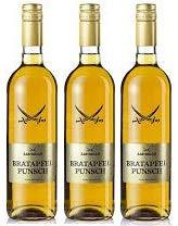 3 Flaschen Sansibar Bratapfelpunsch a 0,745 L 9% vol.