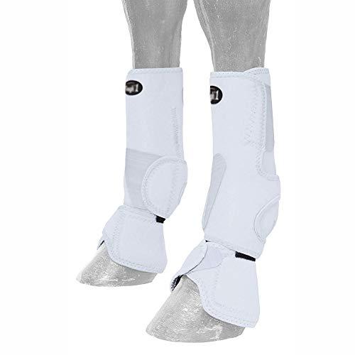 CLX Leggings für Pferde Leggings für Pferde Paar Pferdebeinschoner Pferdegeschirrzubehör Reitzubehör,D,M