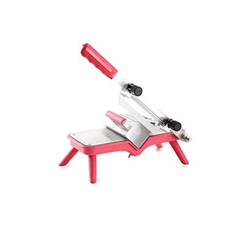 Carne Máquina Cortar Universal máquina de cortar carne Deli Food cortador for uso en el hogar, vegetales Picador de acero inoxidable máquina de cortar de la máquina de carne de la fruta máquin