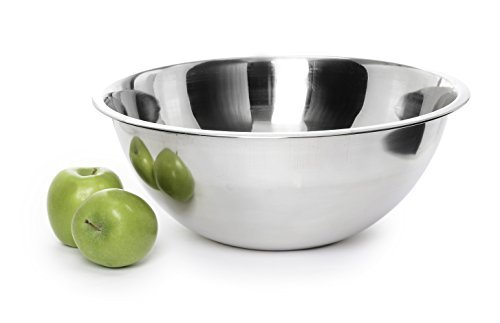 Ybmhome Heavy Duty Deep Quality Stainless Steel Mixing Bowl for Mixing Serving Cooking and Baking 1177 (13 Quart)