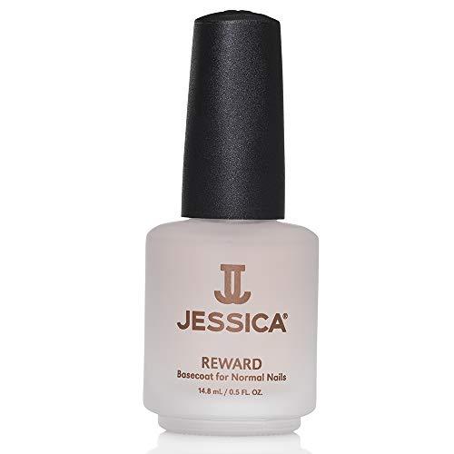 JESSICA Reward Nail Polish Base Coat for Normal Nails, 14.8 ml