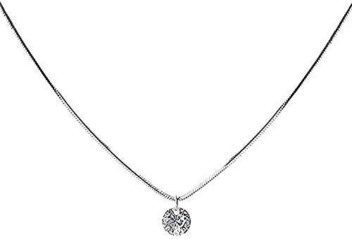 Yiffshunl Collar Collar Collar Cadena de clavícula Mujeres Cadena de Hueso Collar de Serpiente Regalo