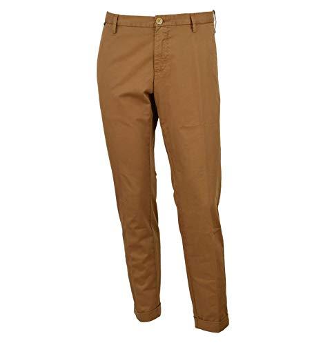 AT.P.CO - Uomo Pantalone Chino Marrone Slim A201SASA45 TC107/T 260 B - 31299-52