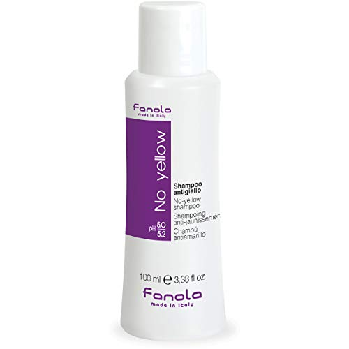Fanola No Yellow Shampoo 100 ml