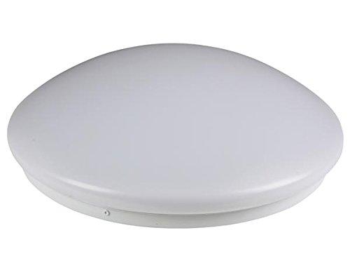LED-platenspeler, 20 W, rond, neutraal wit