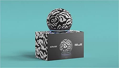 Echo Dot (4th Gen) Limited Edition | Diane von Furstenberg | Ikat | A Day 1 Editions concept