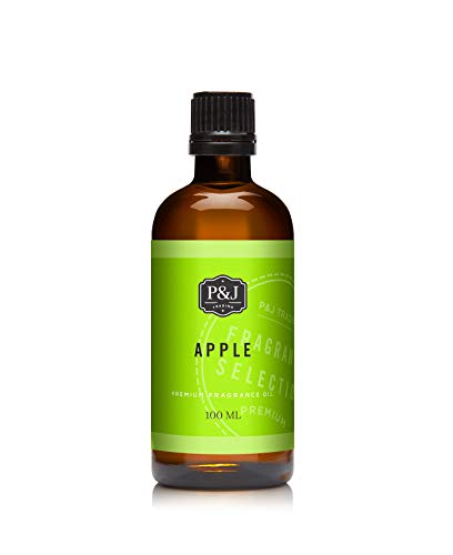 Apple fragancia aceite – PREMIUM grado aceite perfumado – 100 ml/3.3oz