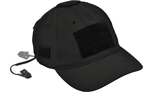Hazard 4Tapa Smart Skin PMC Cap, Negro,–, APR de pmcwb de BLK