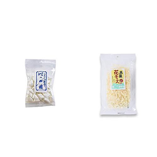 [2点セット] シルクはっか糖(150g)・高原の花チーズ(56g)