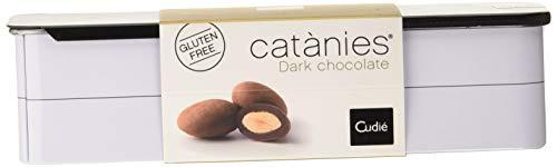 Cudié, Catànies Estuche Metálico Chocolate Negro - 100 gr.