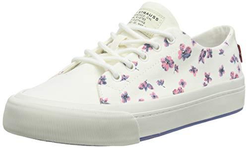 Levi's Women's Summit Low S Sneaker, Regular White, 9 UK