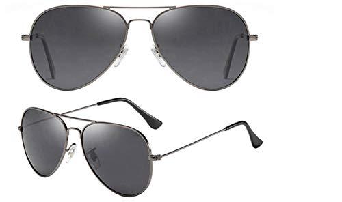 Logo Gafas de sol, gafas de aviador, gafas de sol, color negro