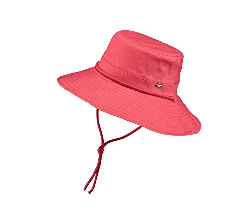 Barts Damen Anapu Hat Sonnenhut, Lipstick, One Size