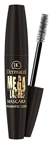 Dermacol Mega Lashes Mascara Dramatic Look 13ml - Black