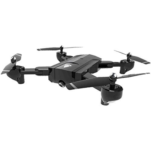 MEETGG Drohne WiFi FPV RC Quadrocopter mit 1080P Kamera GPS Live Ü bertragung Bü rstenloser Motor Weitwinkel Follow Me Hö he-Halten Headless Modus fü r Actionkamera