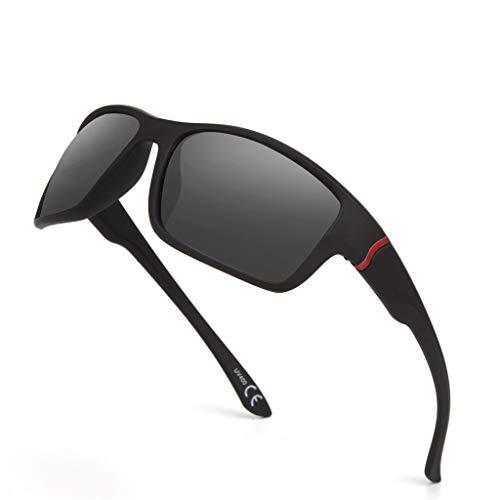 dkjawjcn Gafas de Sol Ciclismo Hombres Mujers,para Retro/Aire Libre Deportes Golf Ciclismo Pesca Senderismo Unisex Golf Conducción Gafas de Sol