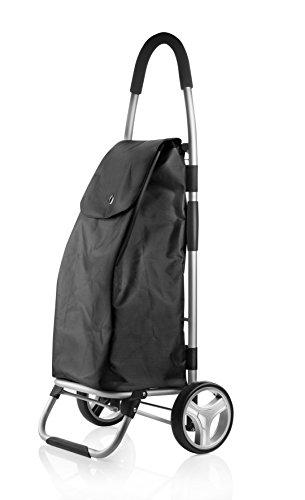 CarryOn Shopping Cruiser Foldable Black