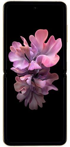 Samsung Galaxy Z Flip (Gold, 8GB RAM, 256GB Storage) with No Cost EMI/Additional Exchange Offers