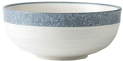 SLZFLSSHPK Bol Soupe Saladiers Céramique Grand Big Soup Bowl Big Bowl micro-ondes Soup Bowl