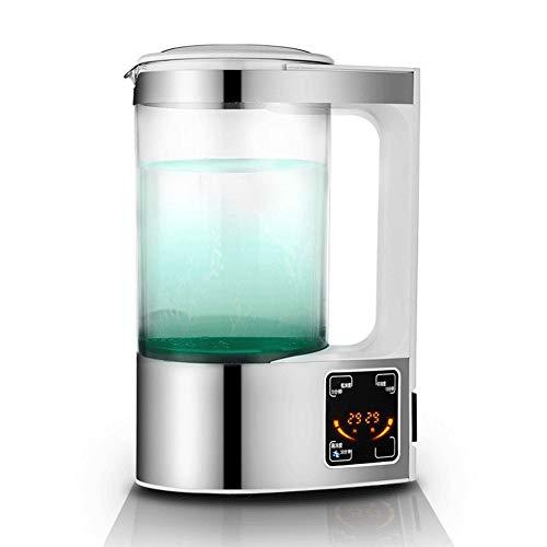 Wj Generador de hipoclorito de Sodio Desinfecciones caseras Desinfectantes líquidos Máquina para Hacer desinfectantes Botella de Spray de 300 ml con batería para la desinfección la Cocina Dormitorio