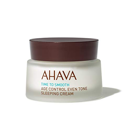 Ahava Nachtcreme Time To Smooth Age Control Even Tone 50 ml, Preis/100 ml: 93.98 EUR