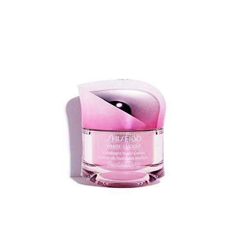 Shiseido White Lucent Multibright Night Cream, 1.7 Ounce