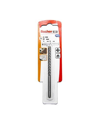 Fischer Wandbohrer D-SDX Quatrium 6Mm 0