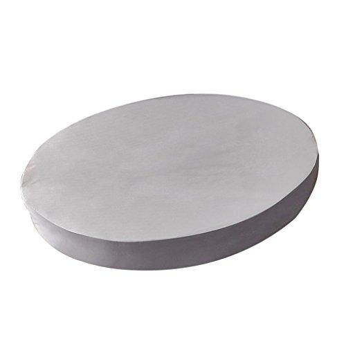 LOVIVER 100% Baumwolle Bett Ausgestattet Abdeckungen Spannbettlaken 200 * 200 cm - Grau