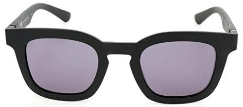 adidas Sonnenbrille AOR022 Occhiali da Sole, Nero (Schwarz), 48.0 Unisex-Adulto