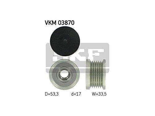 SKF VKM 03870 Generatorfreilauf