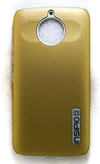 كفر حماية خلفي لهاتف موتورلا موتو جي 6 بلس ذهبي